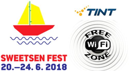 free wifi Sweetsen