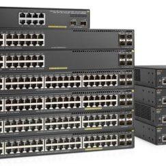 Sestava serverů Hewlett Packard Enterprise